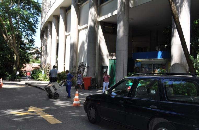 Edifício Cardeal Leme. 2012. Fotógrafo Antônio Albuquerque. Acervo do Núcleo de Memória.
