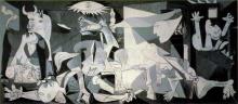 Guernica.  Pablo Picasso.
