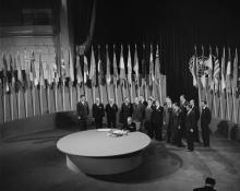 Primeira assembleia das Nações Unidas
