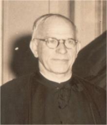 Padre Paulo Bannwarth, S.J.