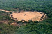 Parque Nacional do Xingu.
