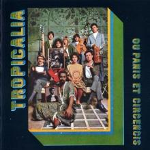 Capa do disco coletivo Tropicália ou Panis et Circenses