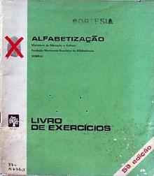Livro de exercícios do Mobral