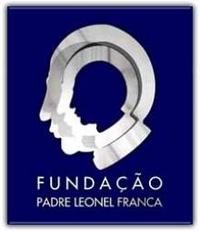 Logomarca da Fundação Padre Leonel Franca.