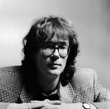 William Gibson em 1986.