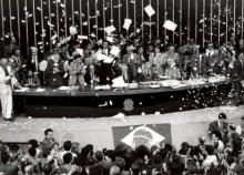 Encerramento da Assembleia Constituinte de 1988.