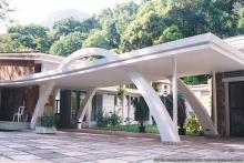Sede do Centro Loyola de Fé e Cultura, na Gávea.