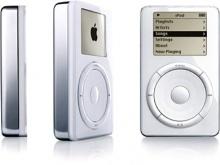 Primeiro modelo do Ipod.