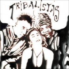 Capa do disco Os Tribalistas.