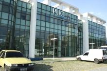 Local onde são ministrados cursos de especialização da PUC-Rio na Barra.
