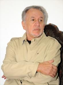 Professor Luiz de França Costa Lima Filho. Fotógrafa Cynthia Salles. Acervo do Projeto Comunicar.