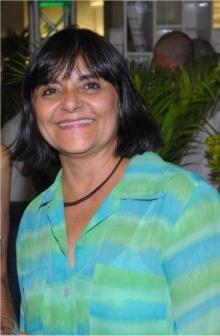 Professora Verônica Rodrigues. Fonte: ig.com.br