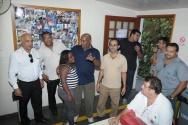 Comemoração Dia dos Pais na sede da AFPUC. 10/08/2012. Fotógrafo Antônio Albuquerque. Acervo do Núcleo de Memória.