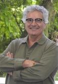 O Vice-Reitor para Assuntos de Desenvolvimento, prof. Sérgio de Almeida Bruni. Fotógrafo Antônio Albuquerque. Acervo do Núcleo de Memória.