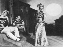 Carmen Miranda fixa a imagem da baiana no filme