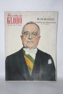 Revista do Globo, publicada em 17 de fevereiro de 1951.