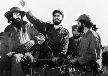 Fidel Castro em 1959.