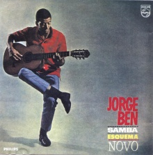 Capa do disco Samba esquema novo