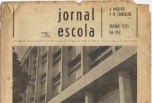 Jornal Escola, número 1, ano 1, 22/06/1966