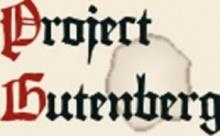Logotipo do Projeto Gutemberg