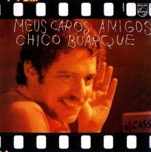 Capa do disco Meus Caros Amigos.