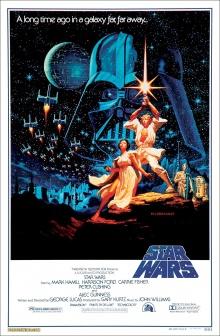 Cartaz original do filme de 1977.