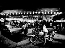 Circo Voador no Arpoador em 1982.