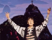 Paul McCartney no Rio de Janeiro.