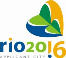 Logomarca das Olimpíadas de 2016.