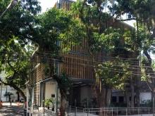 Edifício de Artes e Design Engenheiro Paulo Cunha. 2016. Fotógrafo Antônio Albuquerque.