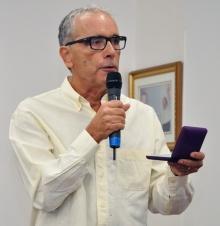 Prof. José Eugênio Leal. Fotógrafa Fernanda Maia. Acervo Comunicar.