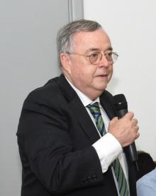 Prof. Maurício Nogueira Frota. Fotógrafo Antônio Albuquerque.