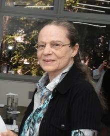 Professora Maura Iglesias. Fotógrafo Antonio Albuquerque.
