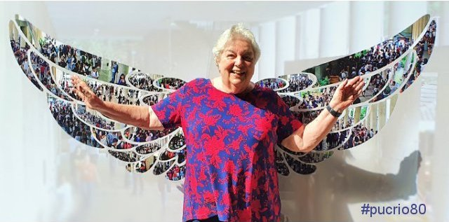 Profa. Margarida de Souza Neves (Núcleo de Memória)