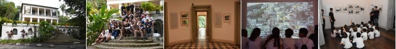 Imagens da Exposição Gávea