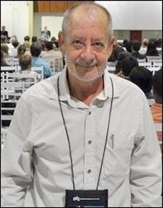 Professor Adilson José Curtius. Fonte: site da Sociedade Brasileira de Química.