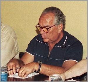 Professor Carlos Dório Gonçalves Soares. Acervo do Projeto Comunicar.