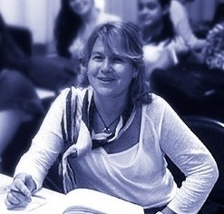 Professora Claudia Miranda. Fonte: site do Curso de Arquitetura e Urbanismo