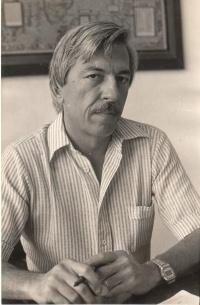 Prof. Erlane Soares. 1981. Fotógrafo Antônio Albuquerque.