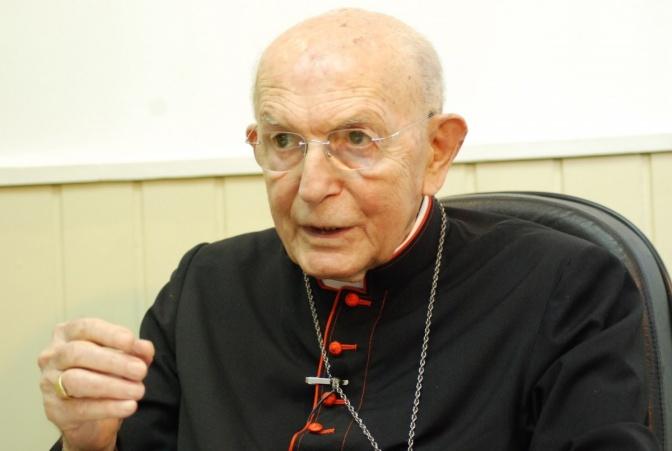 D. Eugenio de Araújo Sales. Fotógrafo desconhecido. Arquivos da Arquidiocese de Natal.