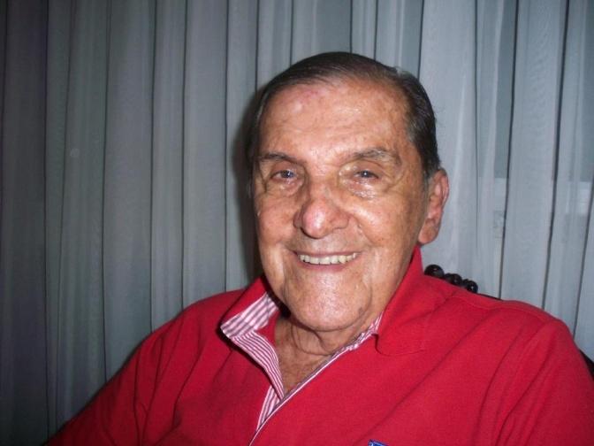 Professor Francisco de Paula Sattamini Flarys.