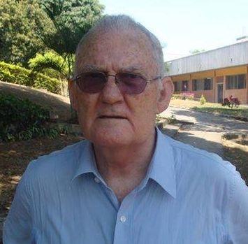 Padre Álvaro Barreiro y Luaña S.J. Fonte: site La Voz de Galicia