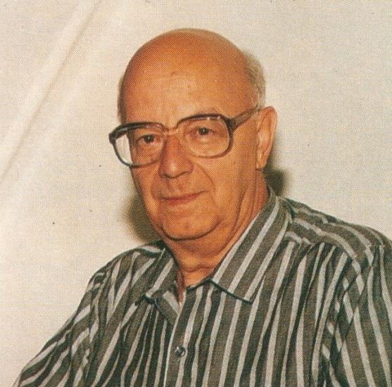 Pe. Amarilho Checon S.J., no período em que era Vice-Reitor Comunitário. Fotógrafo desconhecido. Acervo Núcleo de Memória.