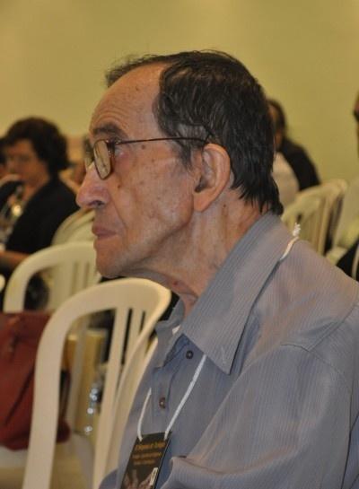 Pe. Antônio da Silva Pereira. Fotógrafo Antônio Albuquerque. Acervo Núcleo de Memória.