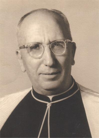 Reitor Padre Artur Alonso Frias S.J.