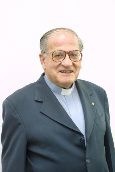 Reitor Padre Jesús Hortal Sànchez S.J.
