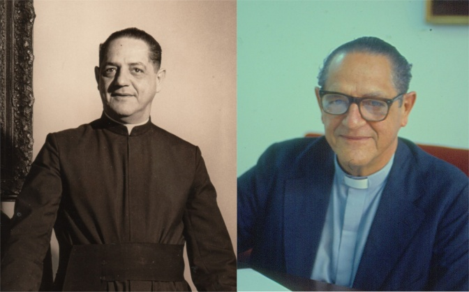 Reitor Padre Laércio Dias de Moura S.J.