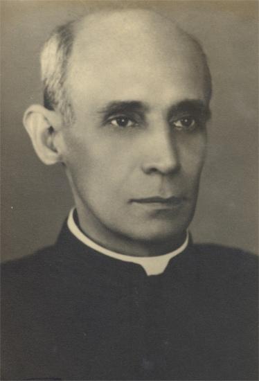 Padre Leonel Edgar da Silveira Franca S.J.