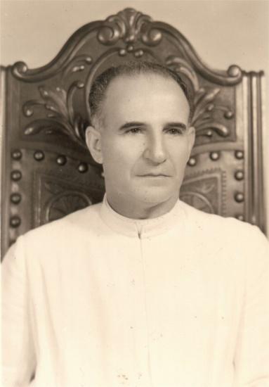 Reitor Padre Ormindo Sodré Viveiros de Castro S.J.