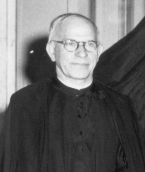 Reitor Padre Paulo Bannwarth S.J.